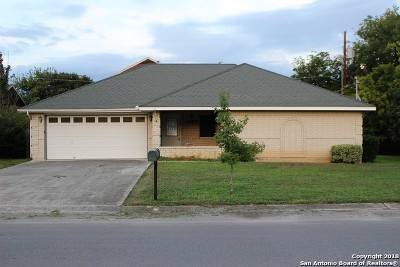 New Braunfels Single Family Home For Sale: 1857 Brockton Dr