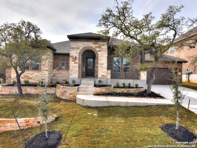 San Antonio Single Family Home Price Change: 1922 Estin Crossing