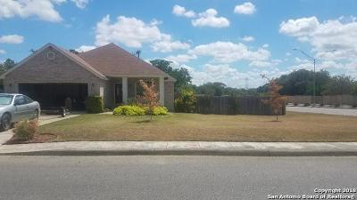 Single Family Home For Sale: 15702 Walnut Creek Dr