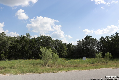 New Braunfels Residential Lots & Land For Sale: 2074 Marsala