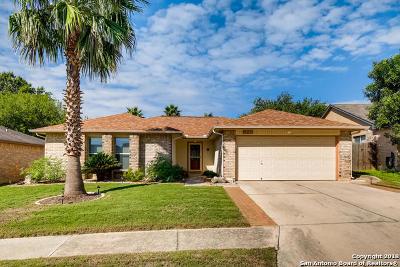 Schertz Single Family Home Active Option: 2517 Kline Cir