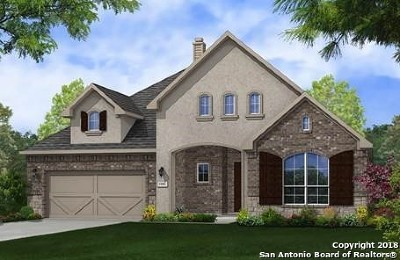 New Braunfels Single Family Home For Sale: 1004 Carriage Loop