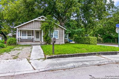Single Family Home For Sale: 527 E Harlan Ave