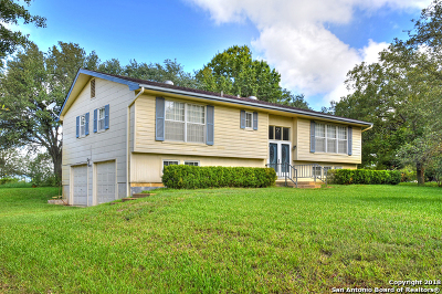 Wilson County Single Family Home Active Option: 135 County Road 130