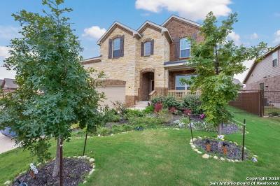 Bulverde Single Family Home Price Change: 31987 Cast Iron Cove