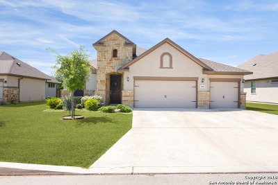 Fair Oaks Ranch Single Family Home For Sale: 30084 Cibolo Mdw