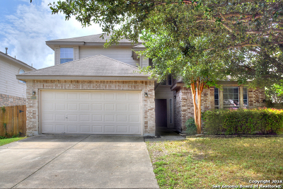 Helotes Single Family Home Active Option: 8922 Burnt Path