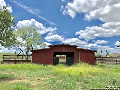 Wilson County Farm & Ranch For Sale: 1185 County Road 214