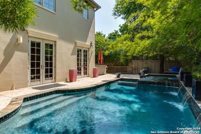 San Antonio Condo/Townhouse For Sale: 134 Harrigan Ct #UNIT