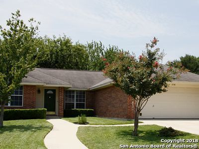 New Braunfels Single Family Home For Sale: 2158 Keystone Dr