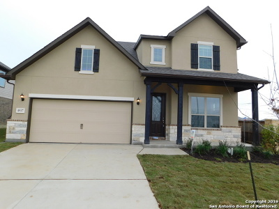 Schertz Single Family Home For Sale: 4917 Arrow Ridge