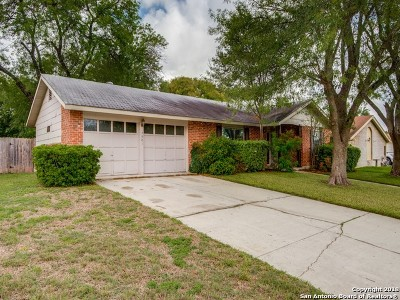 Live Oak Single Family Home Active Option: 7501 Old Spanish Trail