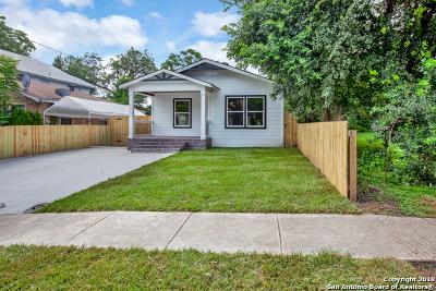 Tobin Hill Single Family Home For Sale: 618 E Evergreen St
