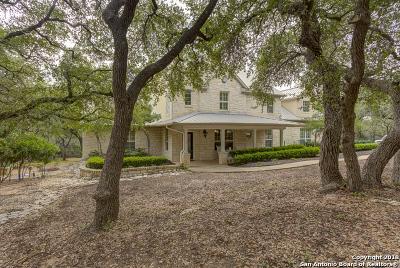Canyon Lake Single Family Home For Sale: 1885 Split Mtn