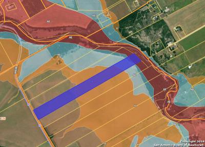 Schertz Residential Lots & Land For Sale: 22 Acres +/- Weir Rd