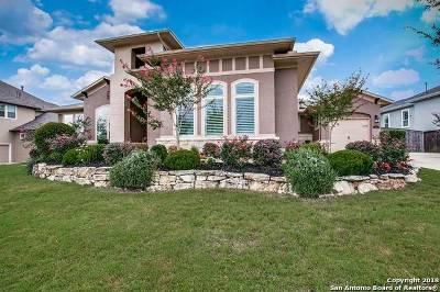 San Antonio Single Family Home Active Option: 18119 Abingdon Pl