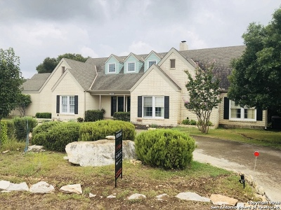 Canyon Lake Single Family Home For Sale: 1184 Crossbow Dr