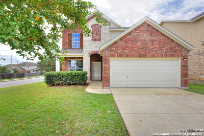 Bexar County Single Family Home New: 13902 Bella Donna