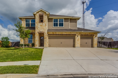 Schertz Single Family Home For Sale: 2980 Mineral Springs