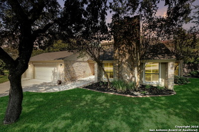 Boerne Single Family Home Price Change: 7215 Fair Oaks Pkwy
