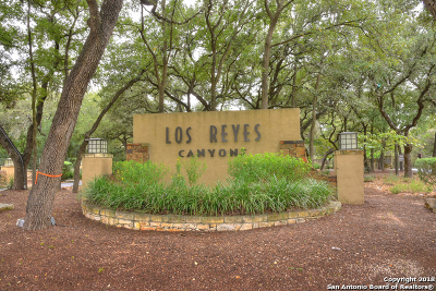 Helotes Residential Lots & Land Price Change: 10890 Basal Edge Rd