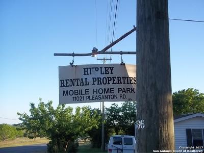 San Antonio Multi Family Home For Sale: 11033 Pleasanton Rd