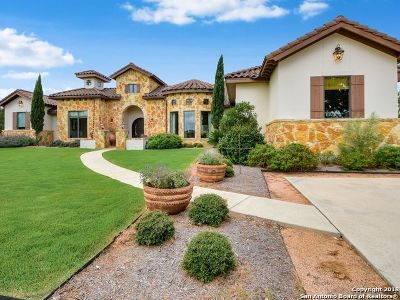 Boerne Single Family Home For Sale: 16 Winged Foot