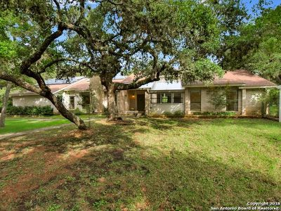 Boerne TX Single Family Home Active Option: $625,000