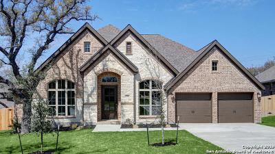 Boerne Single Family Home For Sale: 132 Boulder Creek