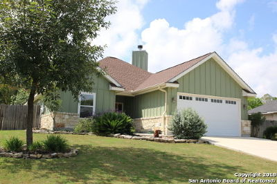 Castroville Single Family Home For Sale: 112 River Forest