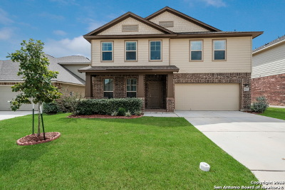 Converse Single Family Home For Sale: 4462 Roundhay Park