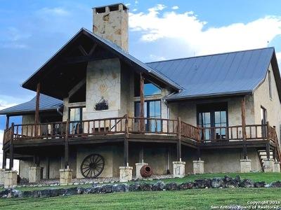 Medina Farm & Ranch For Sale: 18043 Highway 16