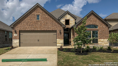 Cibolo Single Family Home Price Change: 217 Wexford
