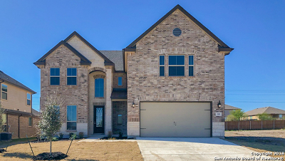 Cibolo Single Family Home For Sale: 309 Waterford