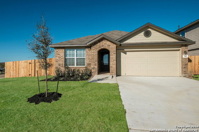 San Antonio Single Family Home Back on Market: 703 Pelican Landing