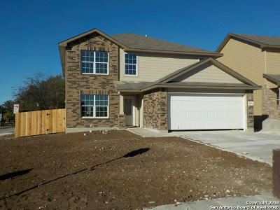 San Antonio Single Family Home For Sale: 11971 Sapphire River
