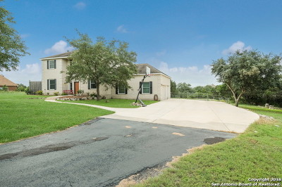 New Braunfels Single Family Home For Sale: 477 Copper Ridge Dr