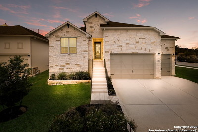 Boerne Single Family Home For Sale: 154 Escalera Circle