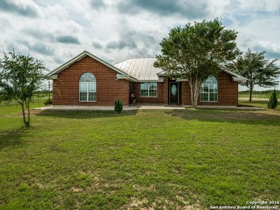 Atascosa County Farm & Ranch For Sale: 2335 Bluntzer Rd