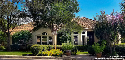 San Antonio Single Family Home For Sale: 4 Arnold Palmer