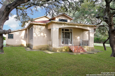 Boerne Single Family Home For Sale: 28286 Boerne Stage Rd