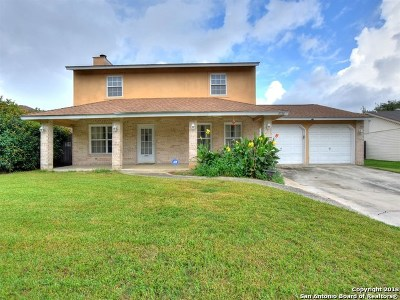 San Antonio TX Single Family Home Active Option: $125,000