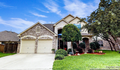 San Antonio Single Family Home Back on Market: 639 Hookberry Trail
