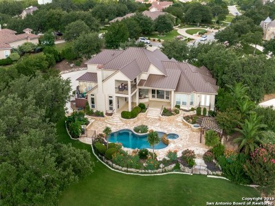 Boerne TX Single Family Home For Sale: $1,299,900