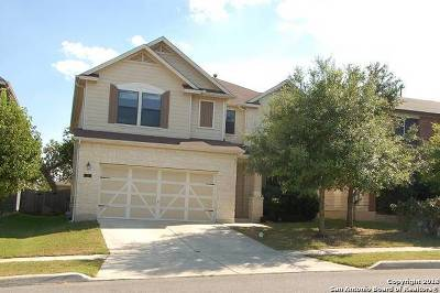 Boerne Single Family Home For Sale: 109 Mustang Run