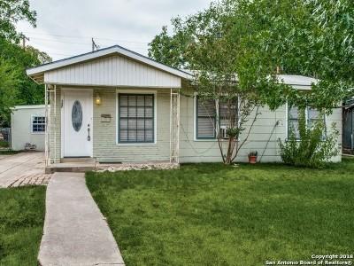 San Antonio Single Family Home Price Change: 127 Killarney Dr