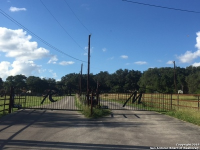 Helotes Residential Lots & Land Active Option: 18612 Bandera Rd