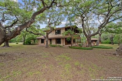 Bulverde Single Family Home For Sale: 31327 Sunlight Dr