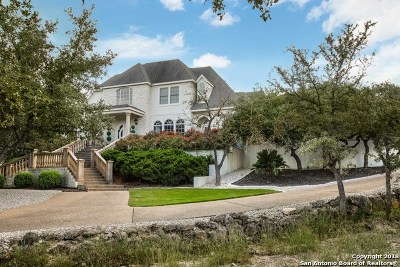 Boerne, Cibolo, Converse, Fair Oaks Ranch, Helotes, Leon Valley, New Braunfels, San Antonio, Schertz, Windcrest Single Family Home For Sale: 25238 Callaway