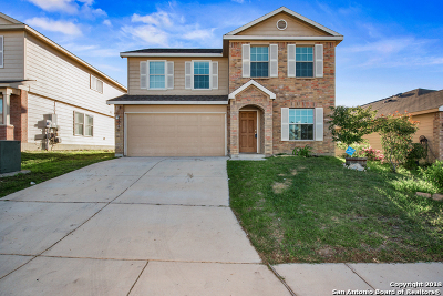 San Antonio TX Single Family Home Active Option: $219,000